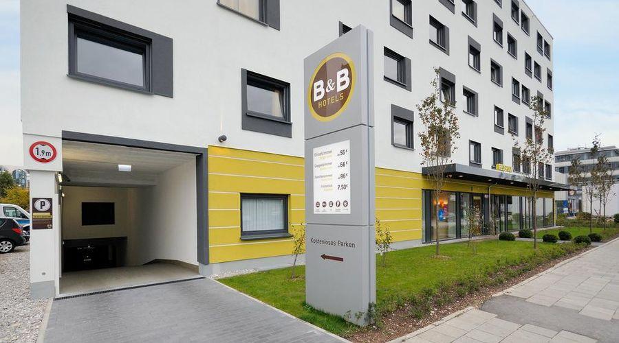 B&B Hotel München City West-12 من 25 الصور