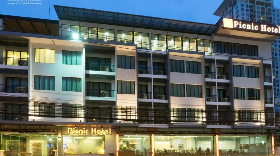 Picnic Hotel Bangkok-1 of 35 photos