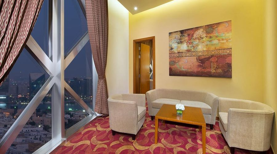 City Seasons Towers Hotel Bur Dubai-6 of 21 photos