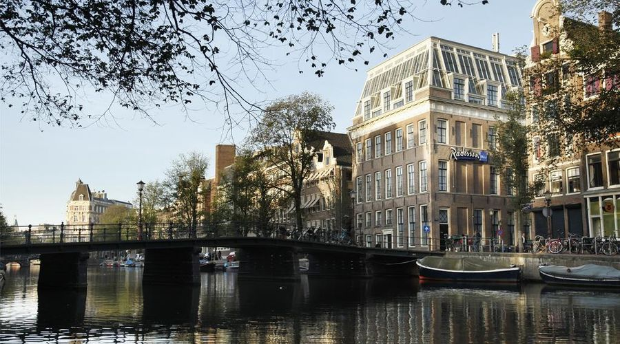 راديسون بلو هوتل، أمستردام-1 من 29 الصور