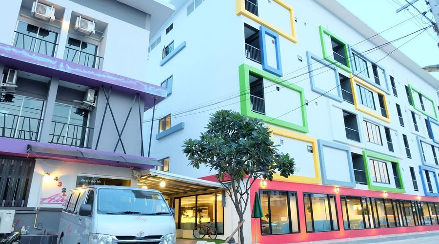 Airy Suvarnabhumi Hotel-1 of 20 photos