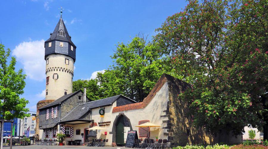 Best Western Premier IB Hotel Friedberger Warte-16 of 25 photos