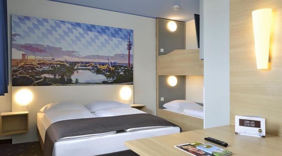 B&B Hotel München City Nord-4 من 20 الصور