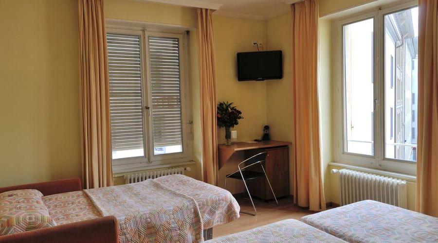 Hotel Moderne Genève-2 of 22 photos