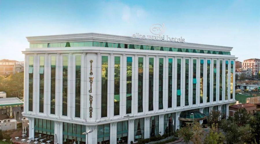 Elite World Business Hotel-17 of 31 photos