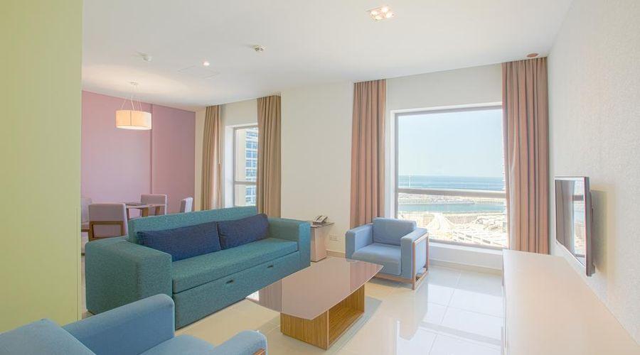 رمادا هوتل آند سويتس باي ويندام دبي، مساكن شاطئ جميرا-6 من 39 الصور