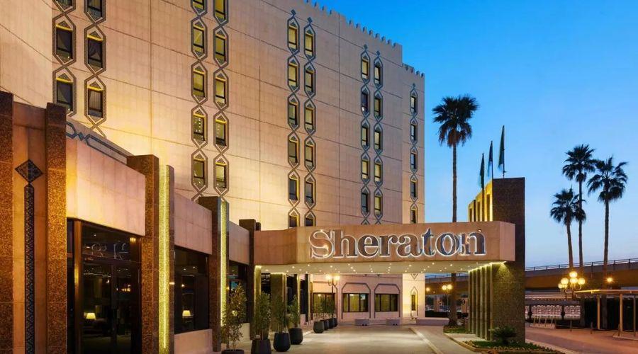 فندق وأبراج شيراتون الرياض-1 من 34 الصور