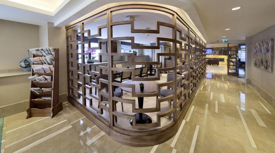 CVK Park Bosphorus Hotel Istanbul-4 of 31 photos