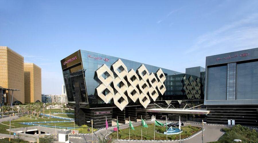 كراون بلازا الرياض - آر دي سي فندق و مركز مؤتمرات-1 من 30 الصور