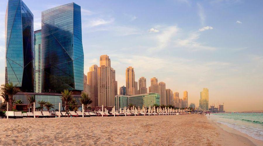 ريكسوس بريميام دبي مساكن شاطئ جميرا-29 من 40 الصور