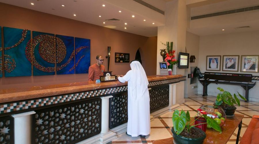Mercure Grand Hotel Seef / All Suites-25 of 25 photos