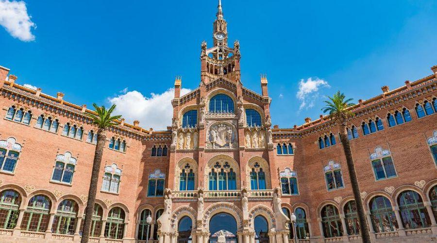 هوليداي إن إكسبريس  برشلونة سيتي 22 @-19 من 20 الصور