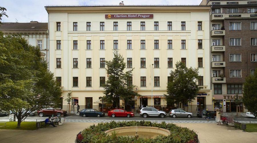 Clarion Hotel Prague City-1 of 25 photos