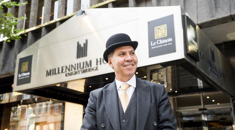 فندق ميلينيوم لندن نايتسبريدج-13 من 28 الصور