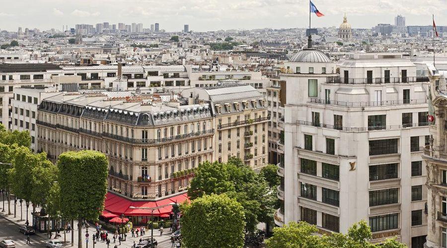 Hôtel Barrière Le Fouquet's-26 of 31 photos