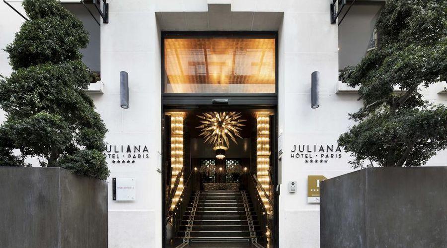 فندق جوليانا باريس-2 من 30 الصور