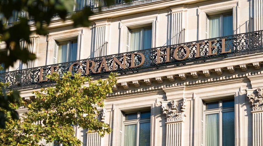 إنتركونتيننتال باريس لو جران-2 من 42 الصور