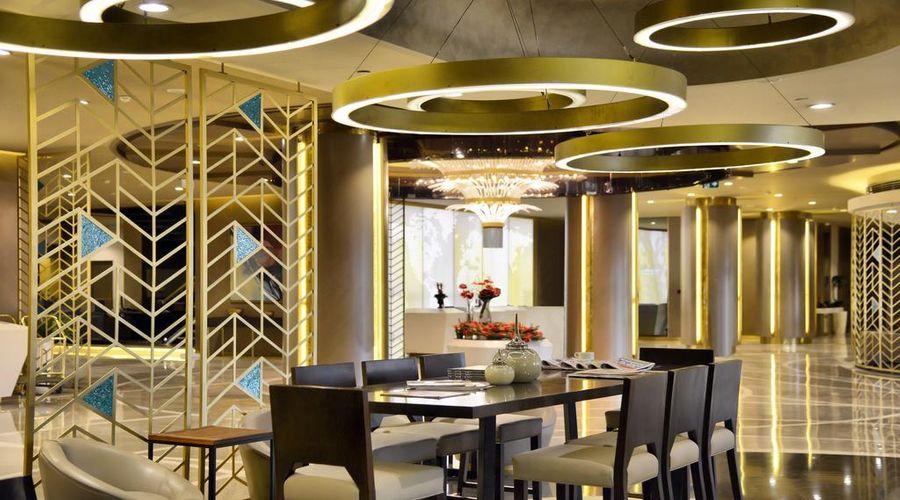 Hilton Istanbul Kozyatagi-21 of 37 photos