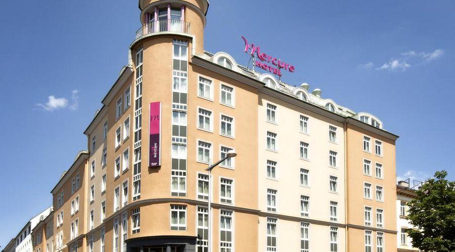 Hotel Mercure Wien Westbahnhof-6 of 32 photos