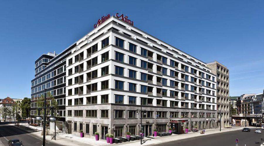 Adina Apartment Hotel Berlin Hackescher Markt-1 of 25 photos