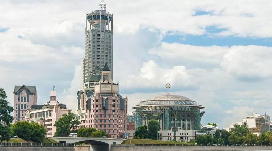 كورتيارد باي ماريوت موسكو بافيليتسكايا هوتل-19 من 26 الصور