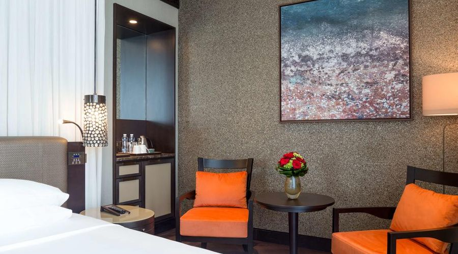 جراند حياة أبو ظبي فندق ومساكن لؤلؤة الإمارات-3 من 42 الصور
