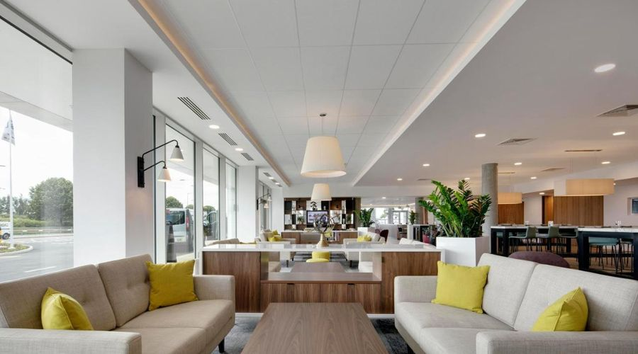 Hampton By Hilton London Stansted Airport-6 of 22 photos