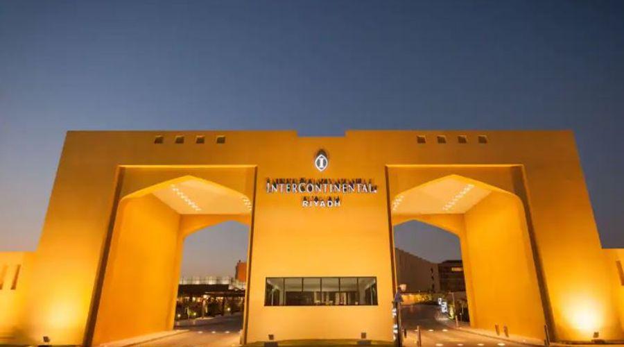 InterContinental Riyadh, an IHG Hotel-22 of 38 photos