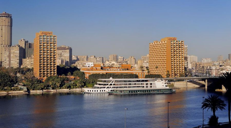 Cairo Marriott Hotel & Omar Khayyam Casino-1 of 35 photos