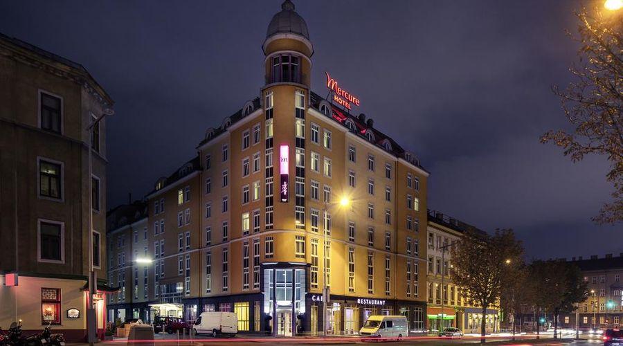 Hotel Mercure Wien Westbahnhof-2 of 32 photos