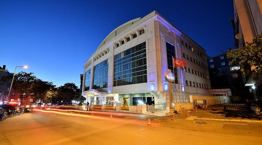 Ankara Plaza Hotel-3 of 42 photos