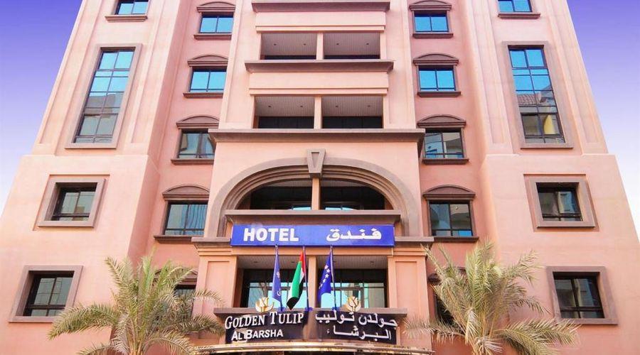 Hotel Golden Tulip Al Barsha Dubai-20 of 25 photos
