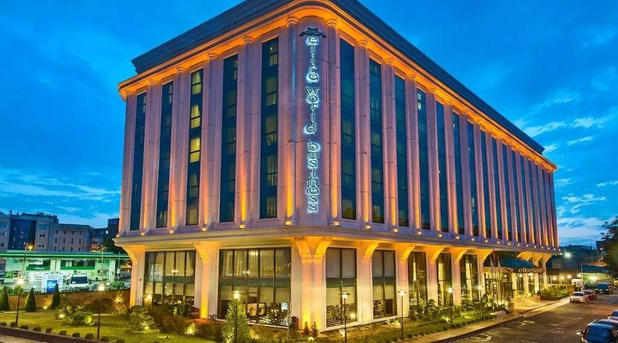Elite World Business Hotel-1 of 31 photos