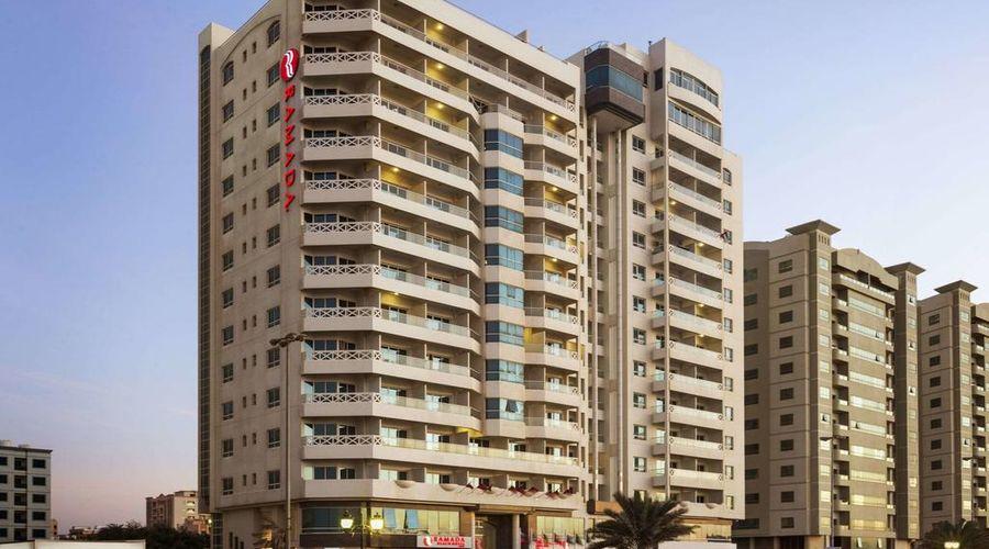 Ramada by Wyndham Beach Hotel Ajman-1 of 26 photos