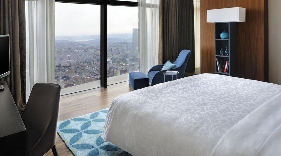 Istanbul Marriott Hotel Sisli-21 of 30 photos