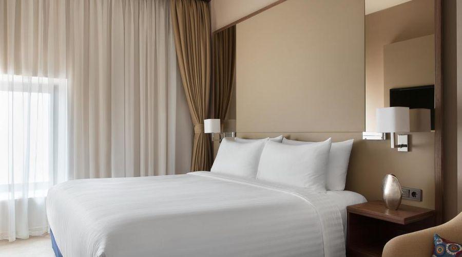 Istanbul Marriott Hotel Sisli-20 of 30 photos