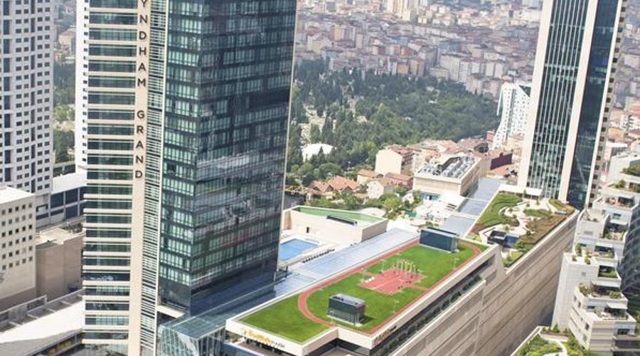 Wyndham Grand Istanbul Levent-1 of 35 photos