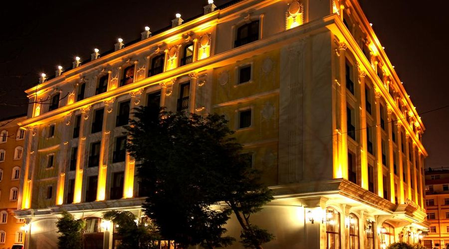 Deluxe Golden Horn Sultanahmet Hotel-2 of 44 photos