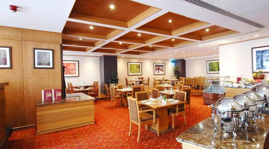 Hotel Golden Tulip Al Barsha Dubai-8 of 25 photos