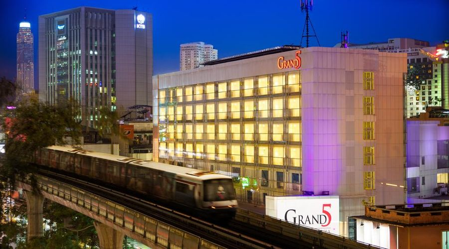 Grand 5 Hotel & Plaza Sukhumvit Bangkok-5 of 30 photos