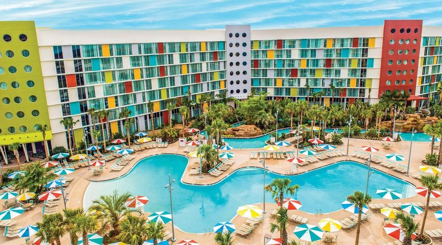 Universal's Cabana Bay Beach Resort-1 of 23 photos