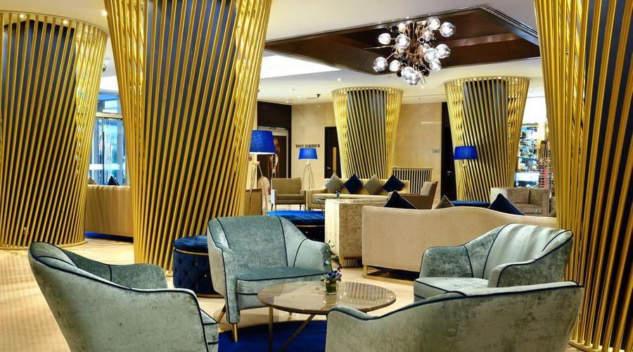 ميركيور جولد هوتل طريق المينا دبي-29 من 44 الصور