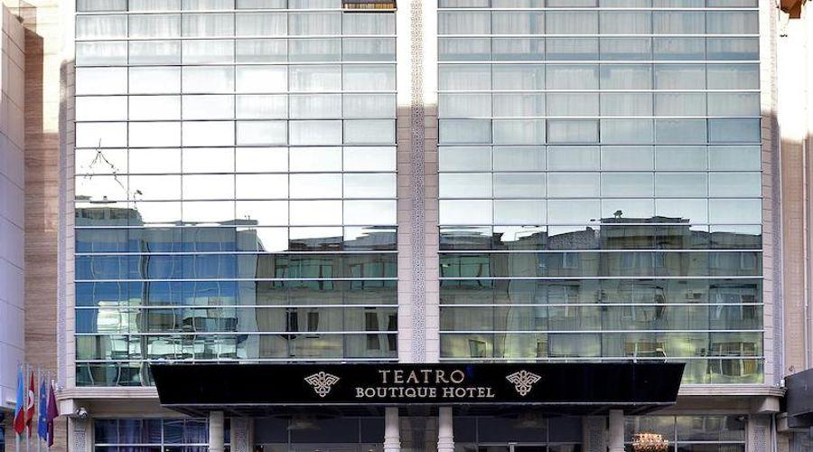 فندق تياترو البوتيكي-1 من 29 الصور