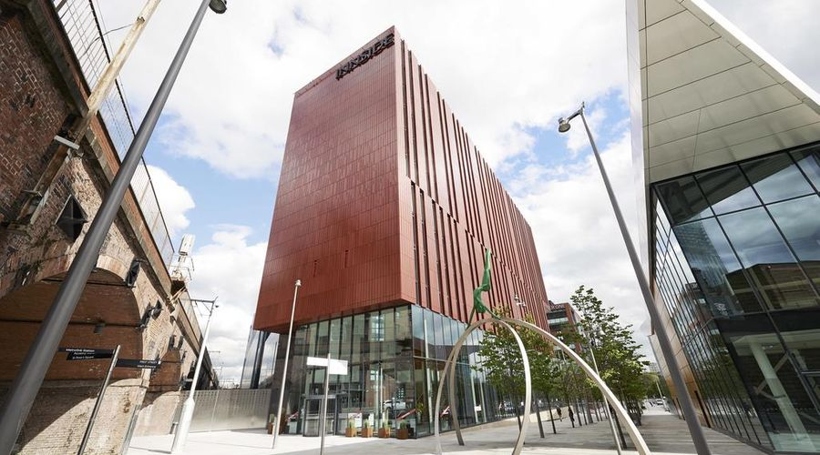 Innside by Melia Manchester-1 of 26 photos