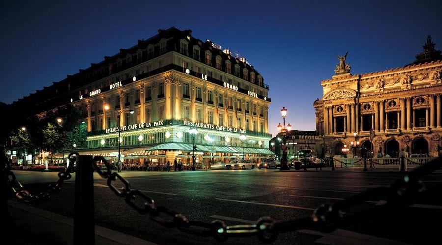 إنتركونتيننتال باريس لو جران-1 من 42 الصور