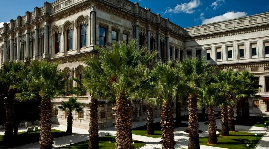 Çırağan Palace Kempinski Istanbul -21 of 35 photos