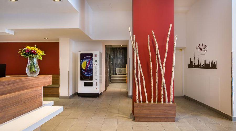 فندق نوفوم ميونخ آم هاوبتبانهوف-7 من 30 الصور