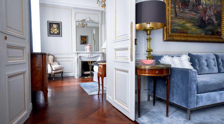 فندق لانكاستر باريس شانزليزيه -10 من 31 الصور
