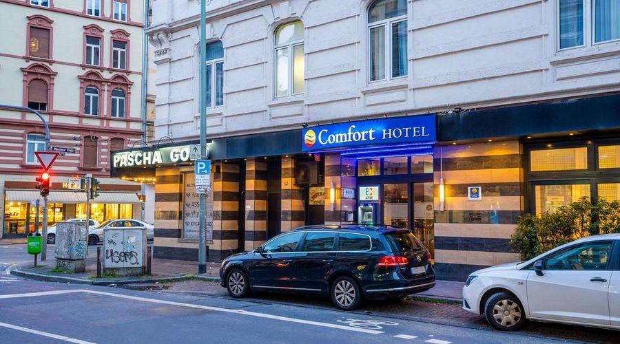 Comfort Hotel Frankfurt Central Station-2 of 31 photos