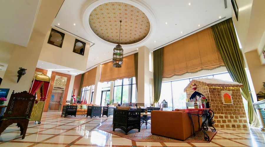 Mercure Grand Hotel Seef / All Suites-17 of 25 photos